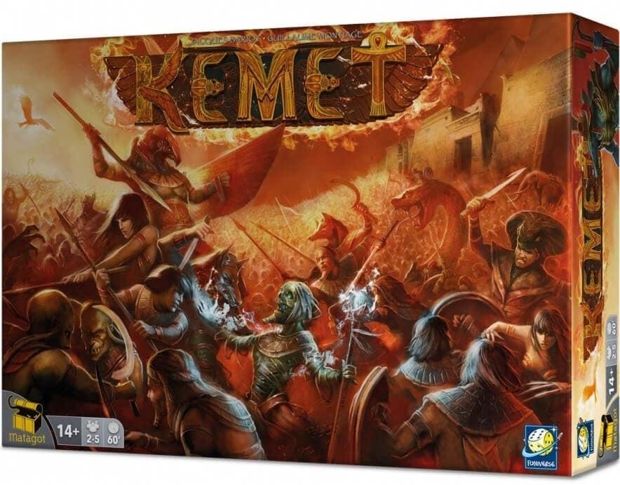Kemet (edycja polska) - 1