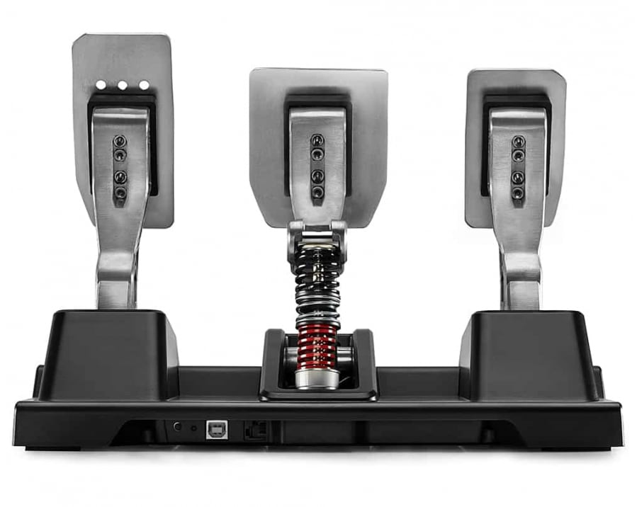 Thrustmaster T-LCM Racing Pedals Silver/Black - 3