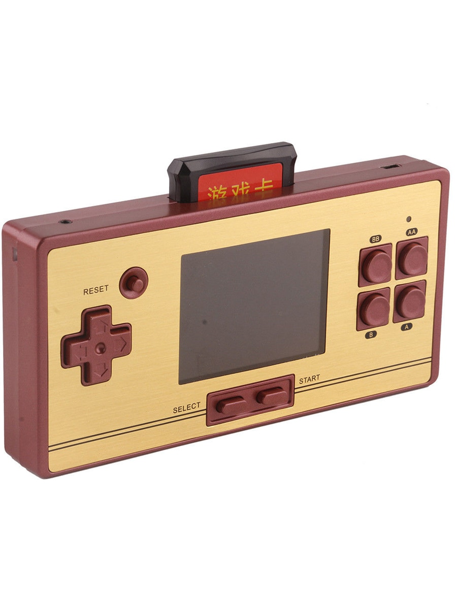 Coolbaby RS-20 FC Game Children Handheld Player Color Screen Video Game Console - 3