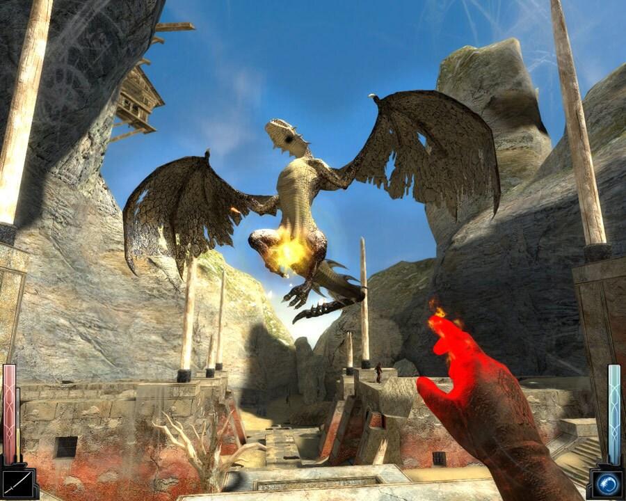 Dark Messiah of Might & Magic Steam Key GLOBAL - 2