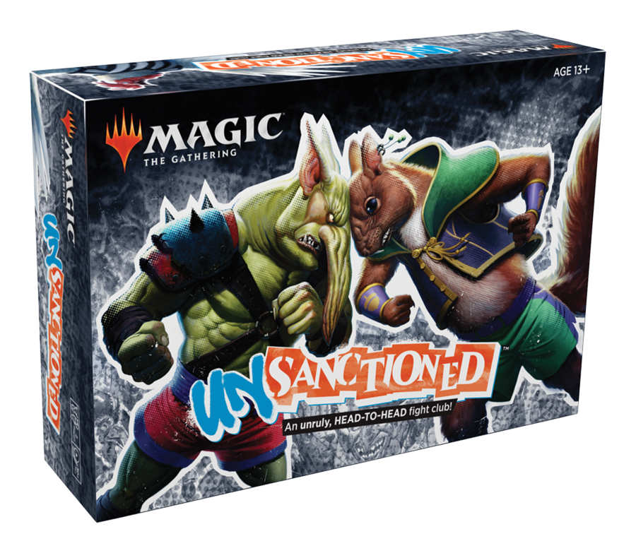 Magic The Gathering Unsanctioned - 1