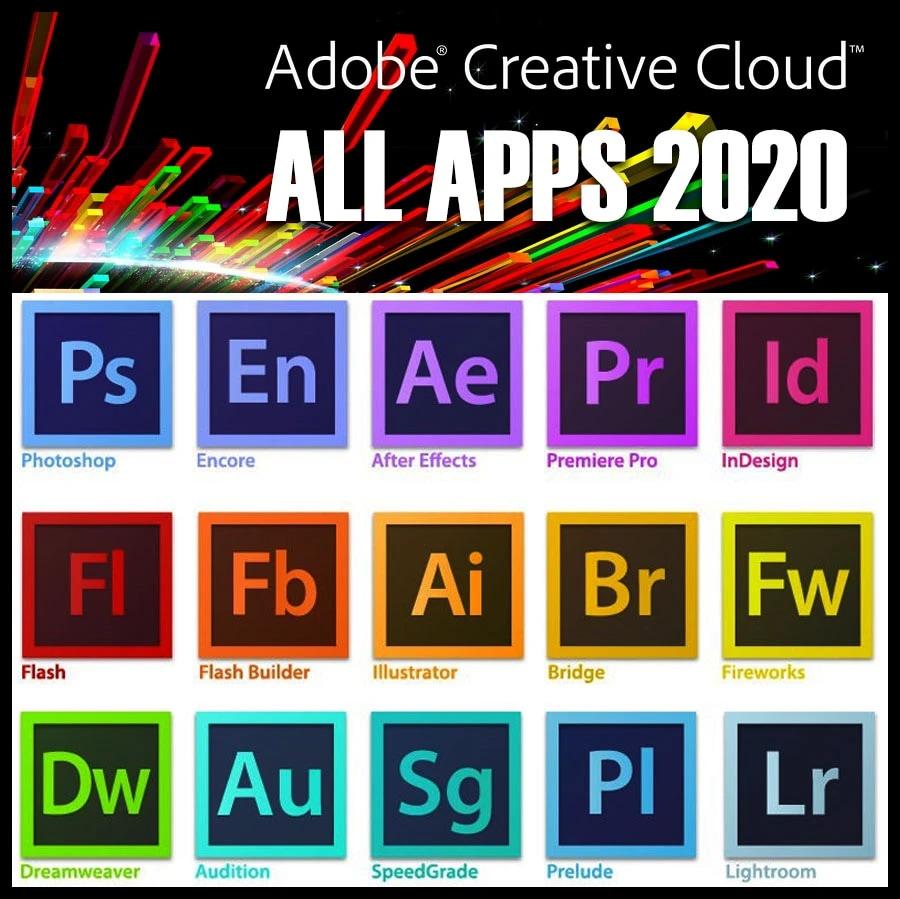 Adobe Creative Cloud (PC) 1 Month - Adobe Key - GLOBAL - 2