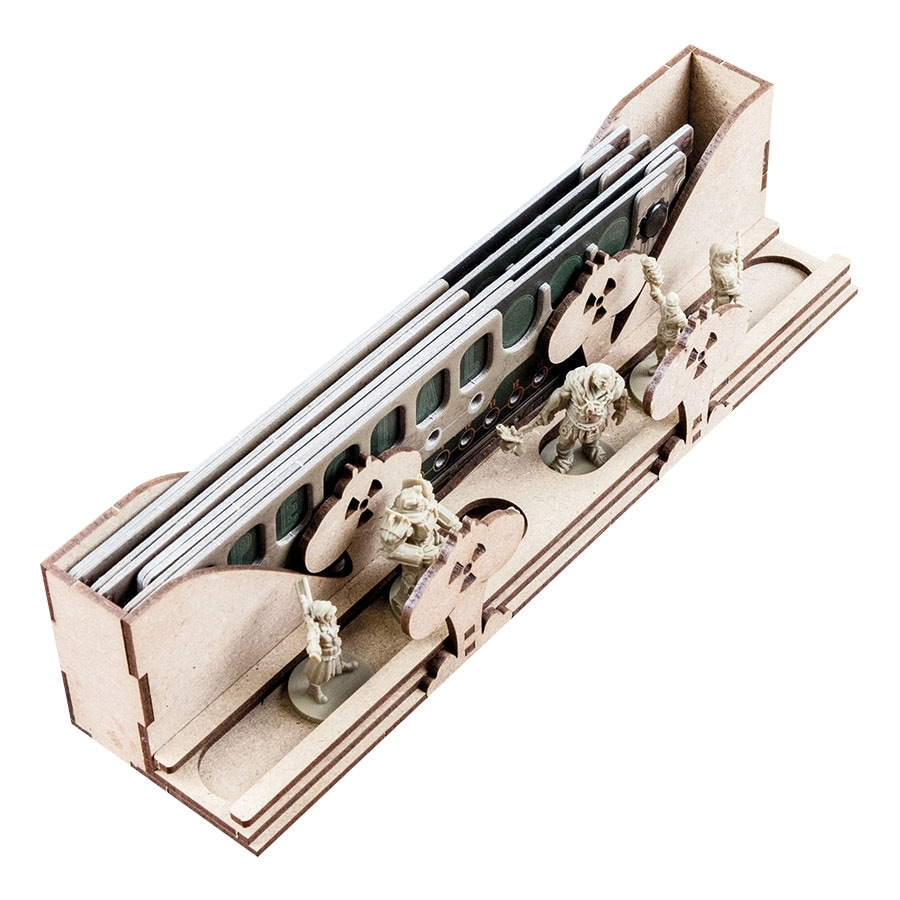 Fallout (base game or with New California expansion) Organizer Insert - 7