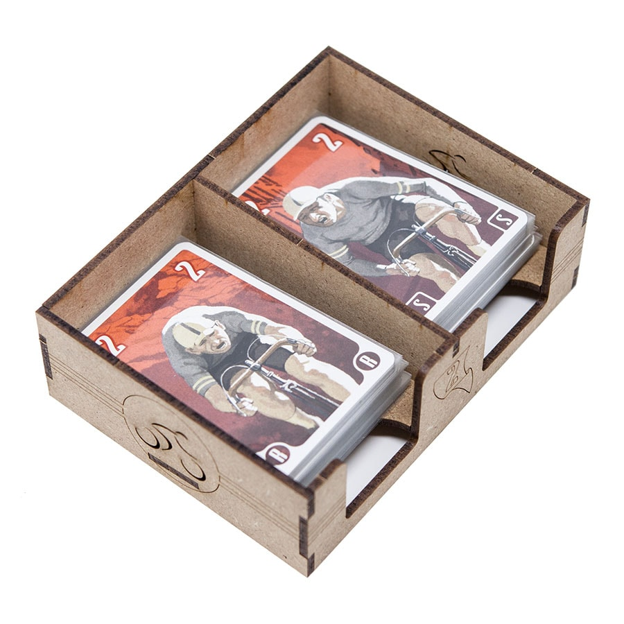 Flamme Rouge (base game or with Peloton expansion) Organizer Insert - 4
