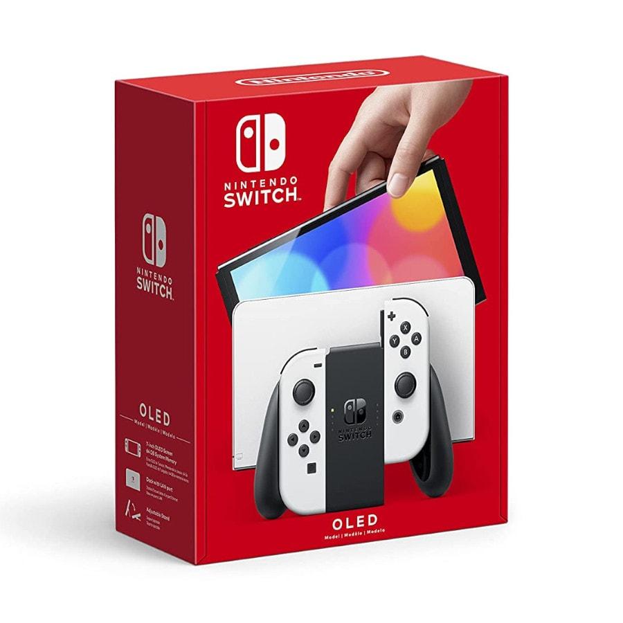 Nintendo Switch OLED Console - 1
