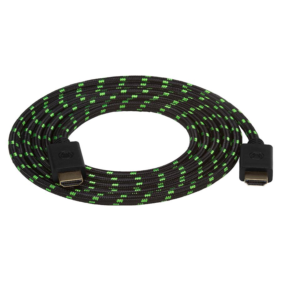 snakebyte kabel HDMI - HDMI 4K 2m mesh - 1