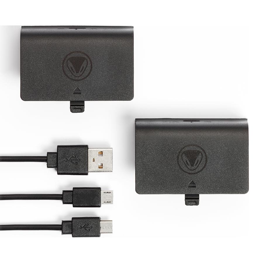 snakebyte zestaw akumulatorów do Xbox ONE BATTERY: KIT Black - 2