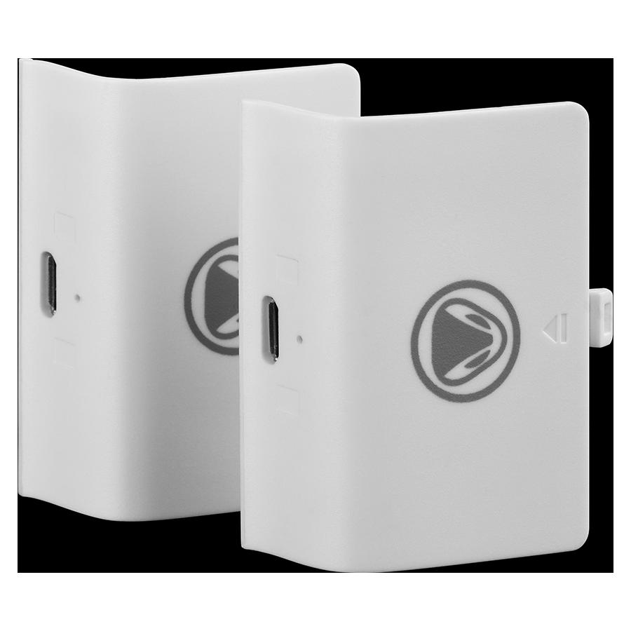 snakebyte zestaw akumulatorów do Xbox ONE BATTERY: KIT ™ (XBOX ONE) White - 1