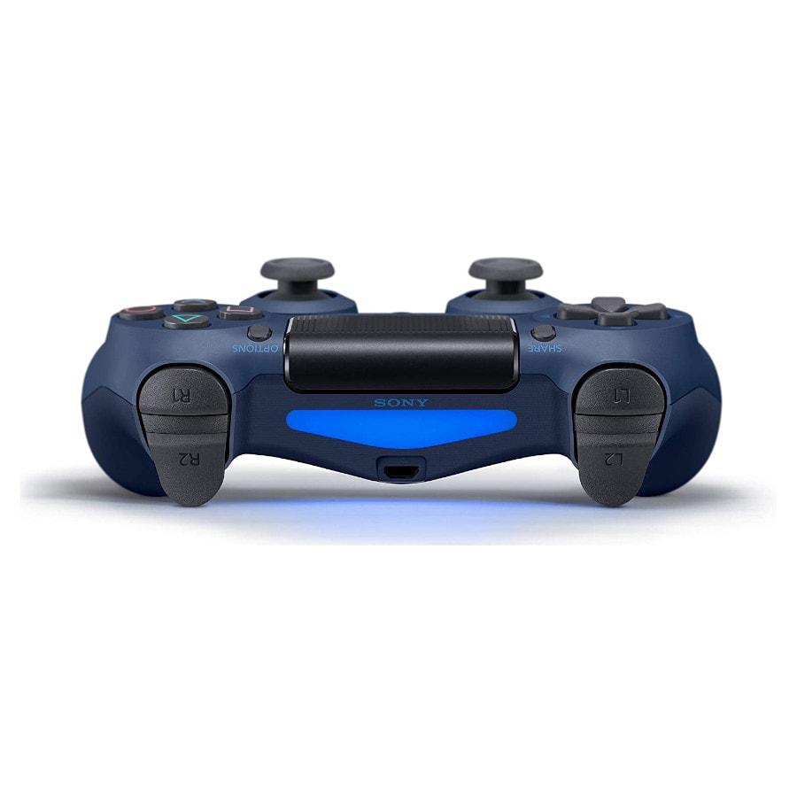 Sony PlayStation DualShock 4 V2 - Wireless Controller - Midnight Blue - 3