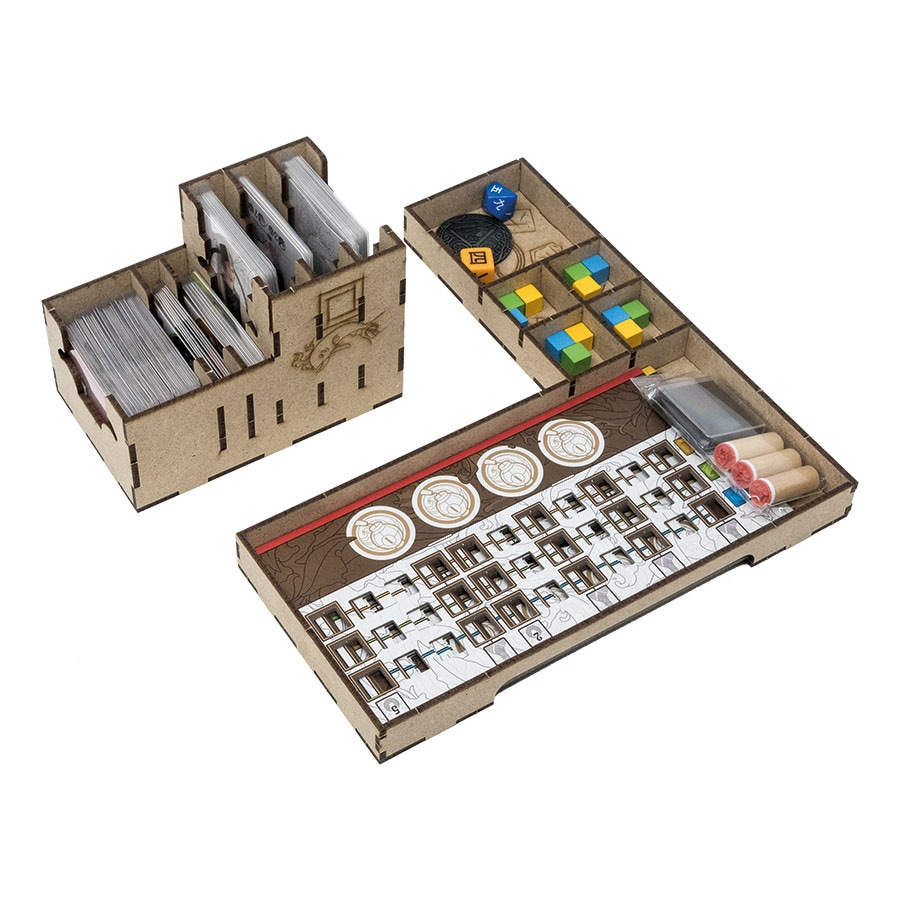 Tang Garden (Base Game Or With Ghost Stories; Golden Age Exp) Organizer Insert - 7