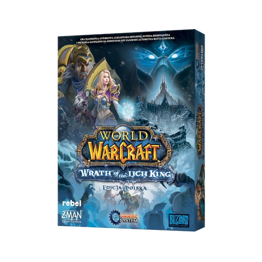 World of Warcraft: Wrath of the Lich King - 1