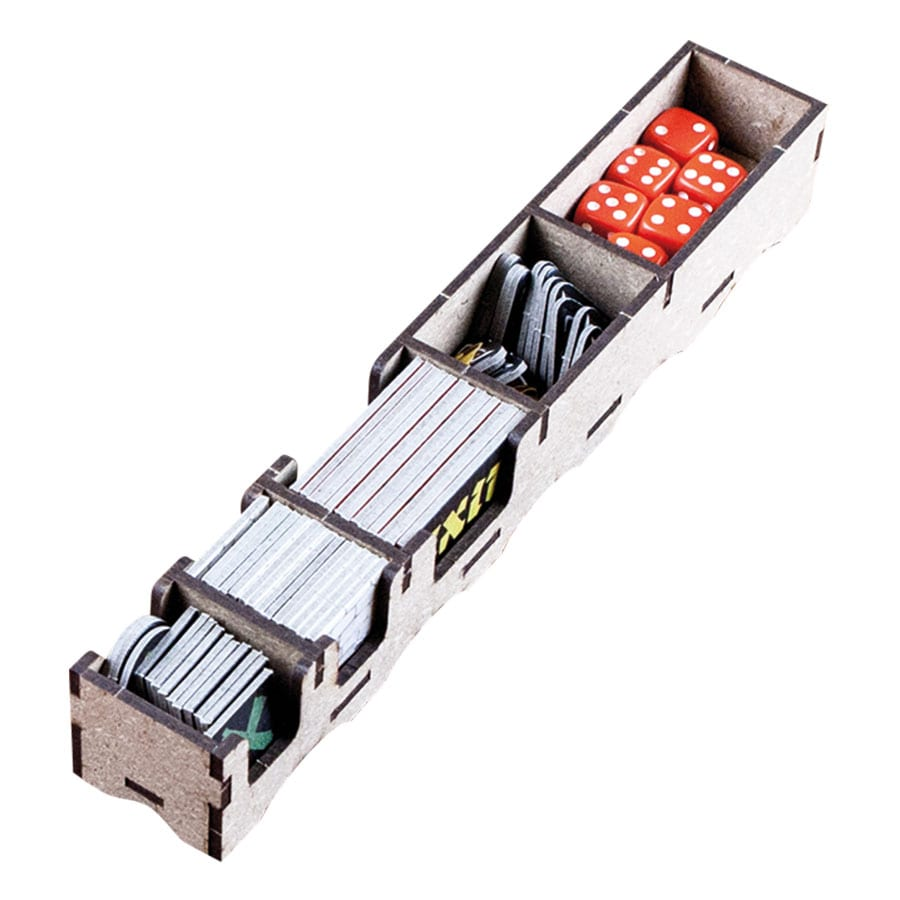 Zombicide Black Plague (base game or with Wulfsburg expansion) Organizer Insert - 8