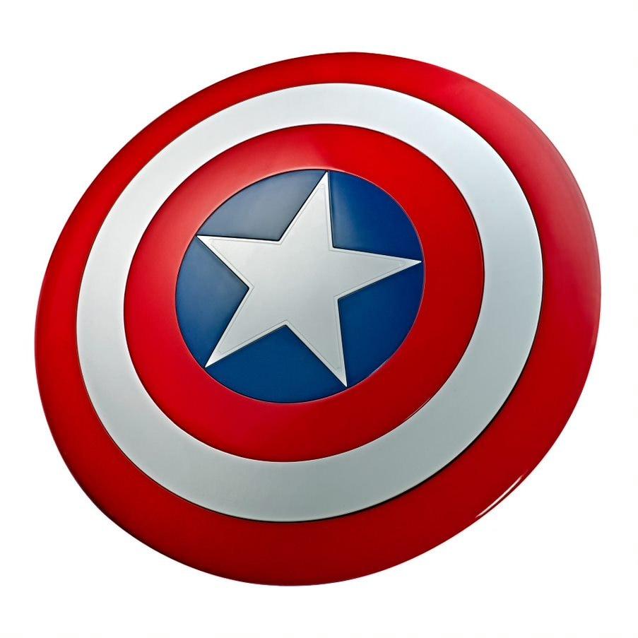 Captain America Shield - Marvel Legends Series (80th Anniversary) - Hasbro Multi-Colored - 3
