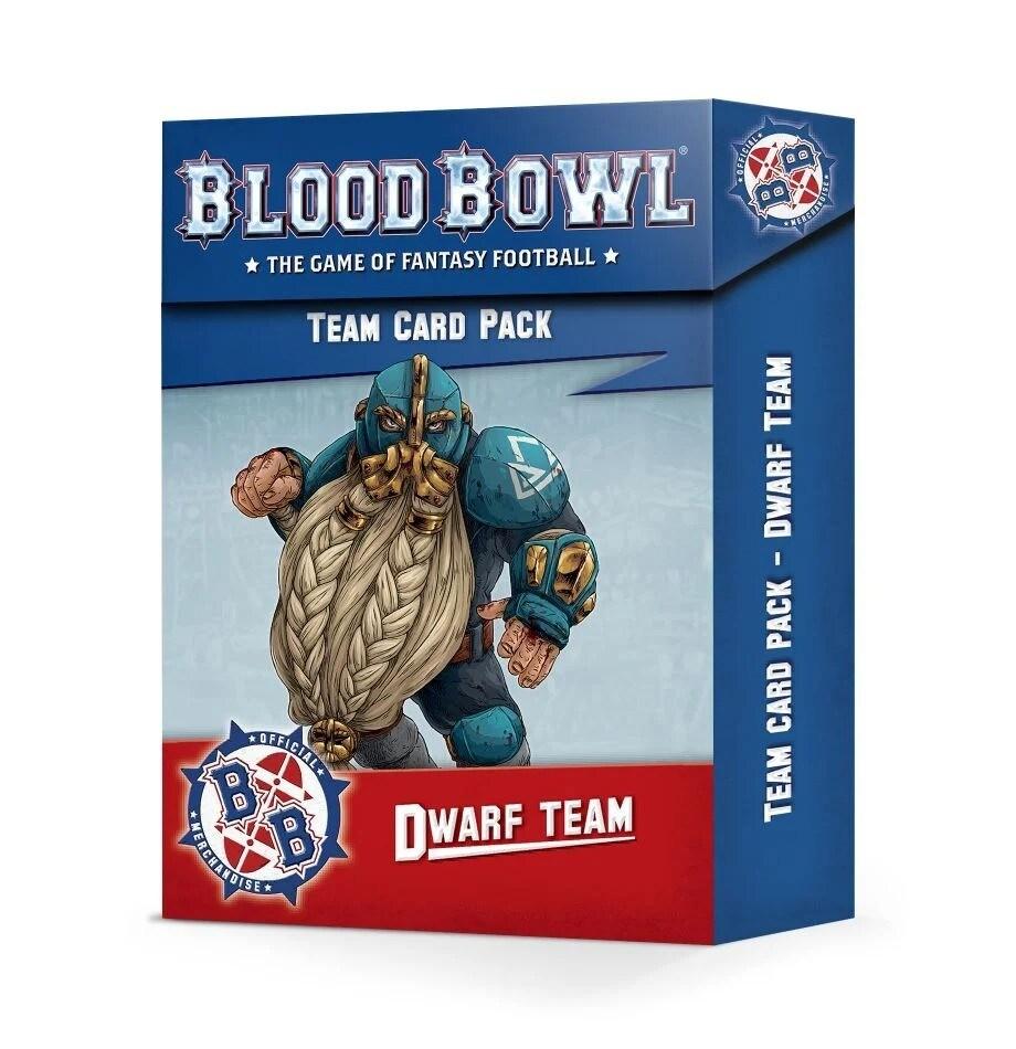 Blood Bowl: Dwarf Team Card Pack - 1