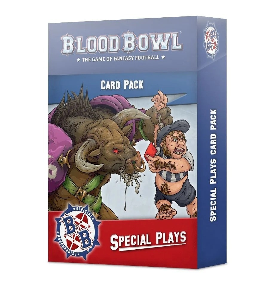 Blood Bowl: Special Plays Cards - 1