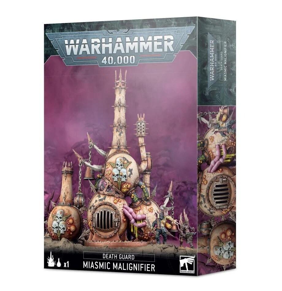 Death Guard: Miasmic Malignifier - 1