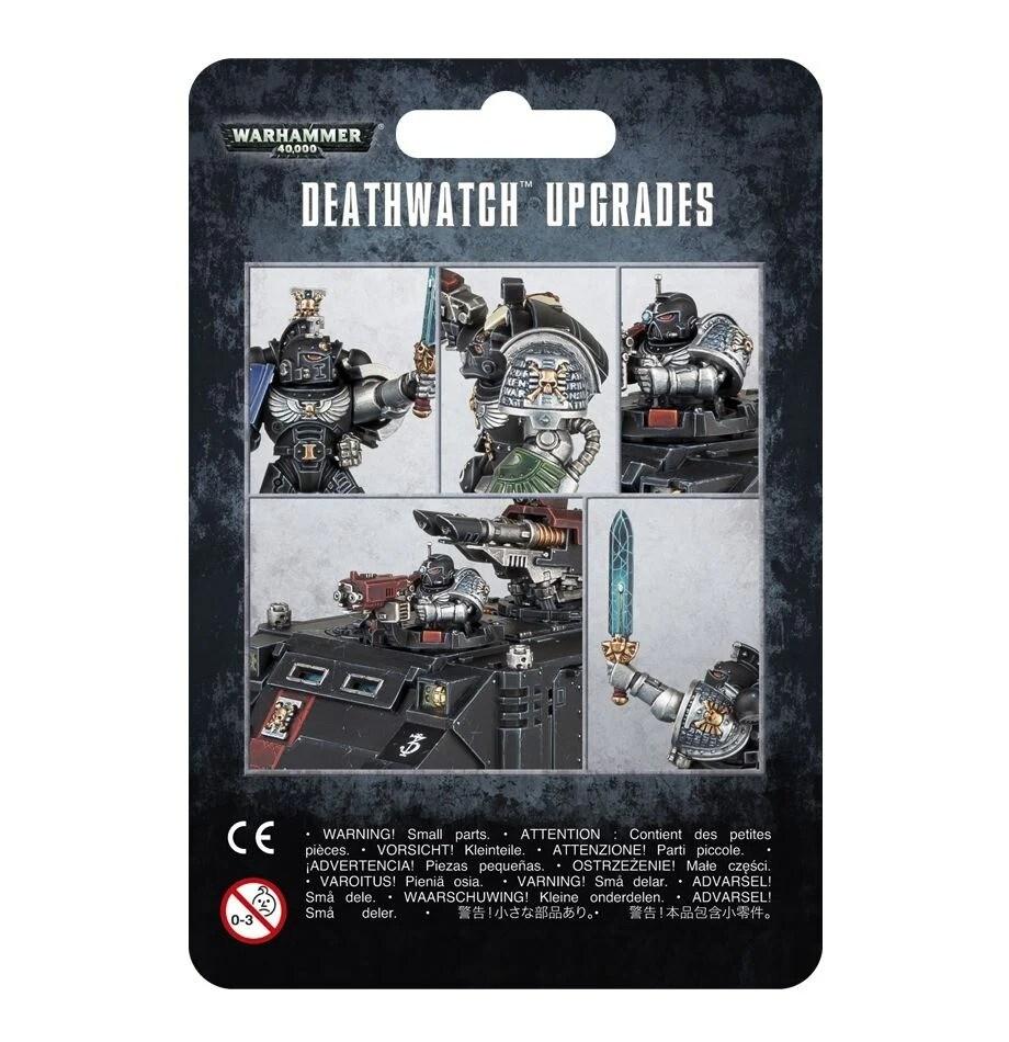 Deathwatch Upgrades - 1