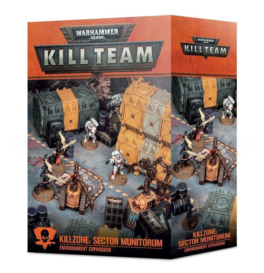 Killzone: Munitorum Hub - 1