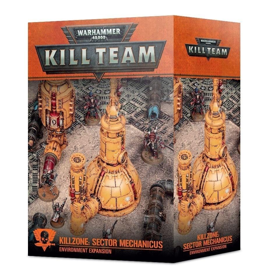 Killzone: Sector Mechanicus - 1