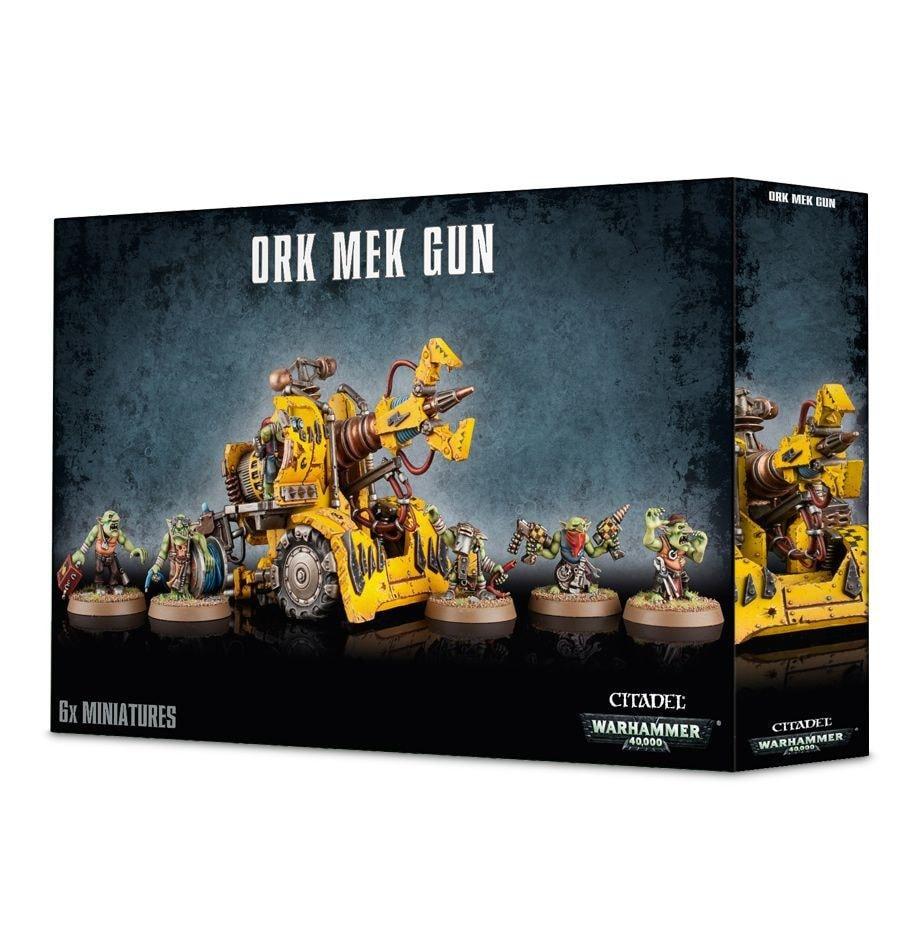 Ork Mek Gun - 1