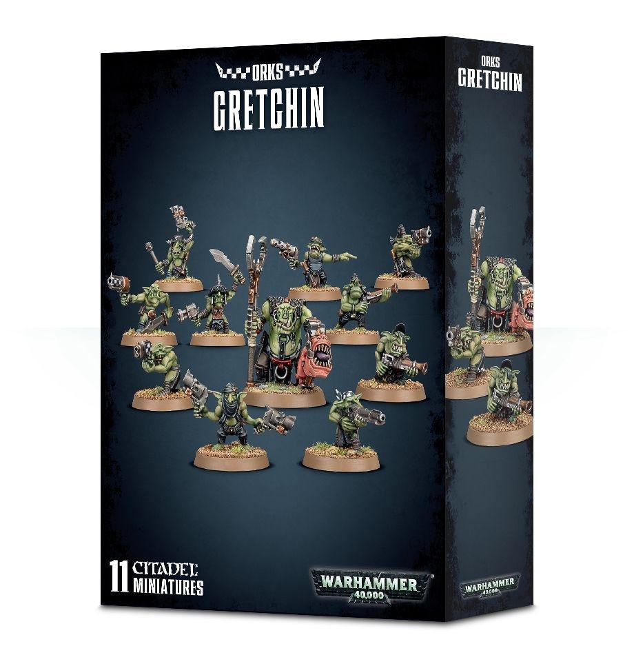 Orks Gretchin - 1