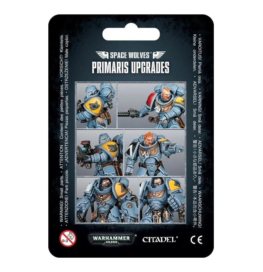 Space Wolves Primaris Upgrades - 1