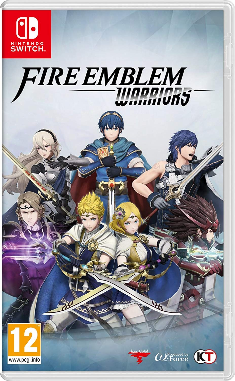 Switch Fire Emblem Warriors - 1