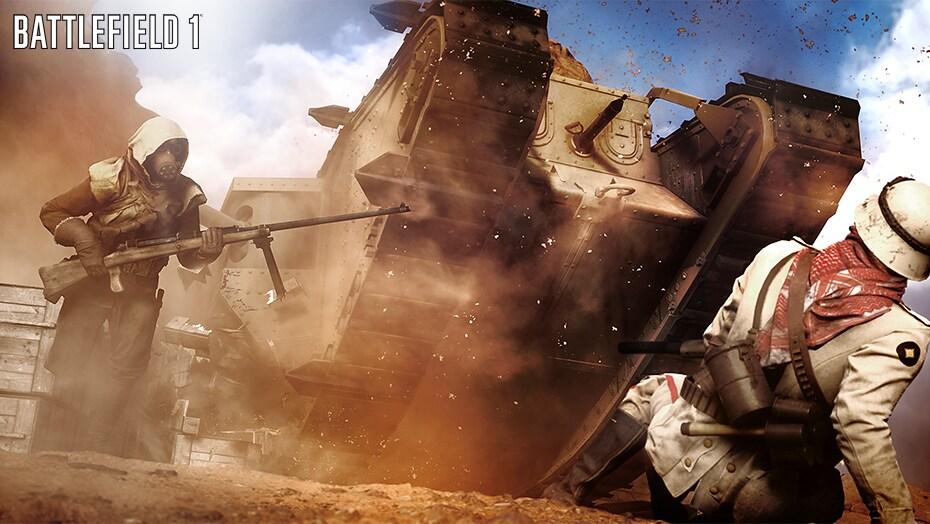 Battlefield 1 Premium Pass DLC Origin Key GLOBAL - 4