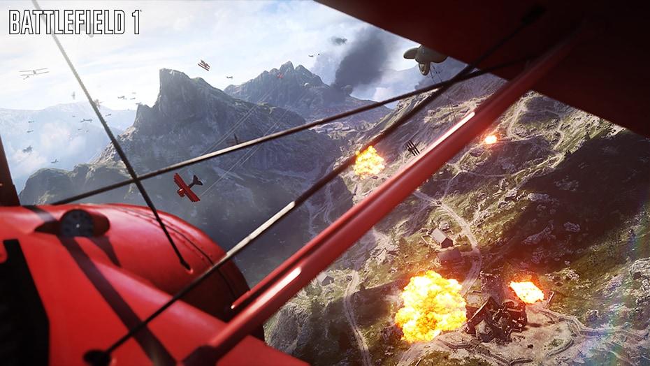 Battlefield 1 Premium Pass DLC Origin Key GLOBAL - 2
