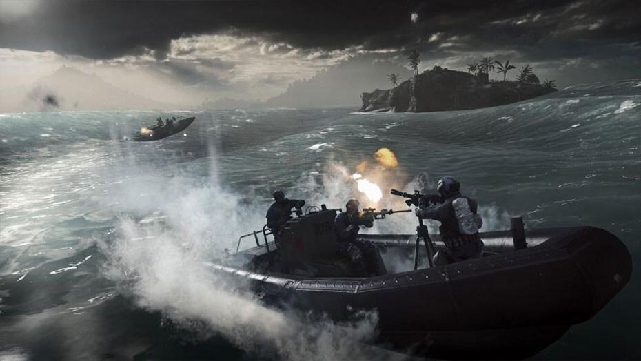 Battlefield 4 (ENGLISH ONLY) PC Origin Key GLOBAL - 4