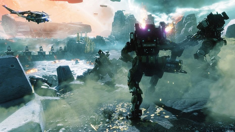 Battlefield Revolution 1 & Titanfall 2 Ultimate Bundle Origin Key GLOBAL - 3