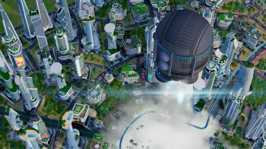 SimCity: Cities of Tomorrow Limited Edition Origin Key GLOBAL - 4