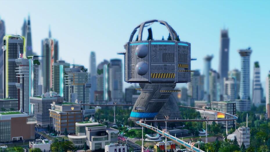 SimCity: Cities of Tomorrow Origin Key GLOBAL - 4