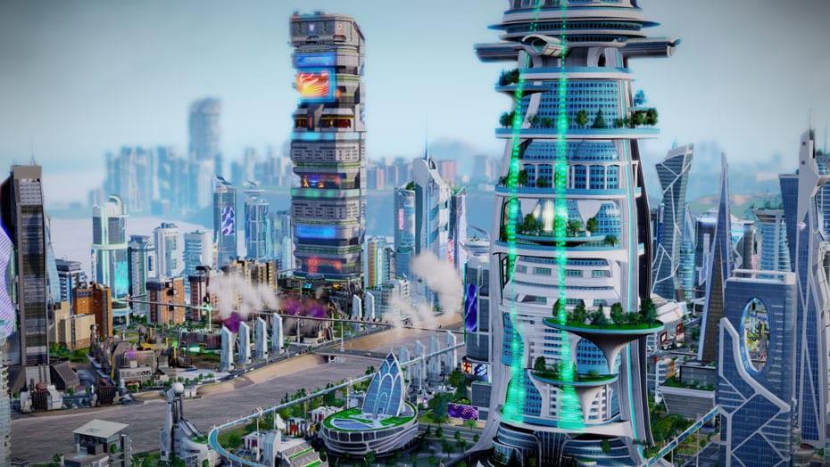 SimCity: Cities of Tomorrow Origin Key GLOBAL - 3