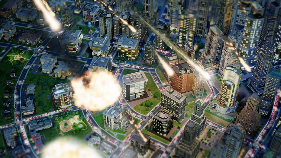 SimCity Standard Edition (PC) - Origin Key - GLOBAL - 2