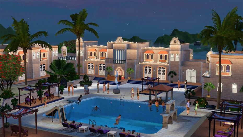 The Sims 3 Island Paradise Key GLOBAL - 4