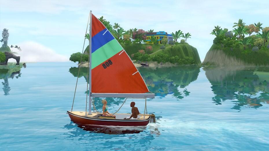 The Sims 3 Island Paradise Key GLOBAL - 3