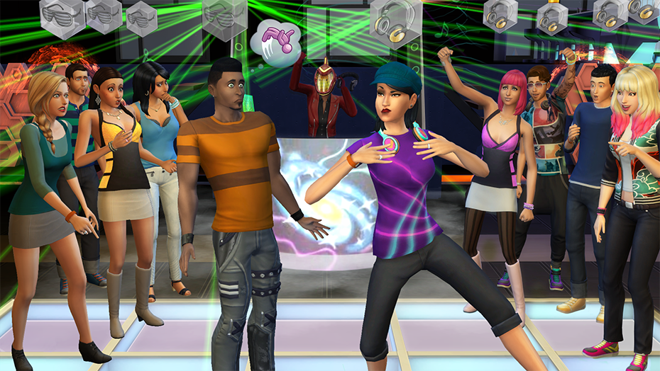 The Sims 4: Get Together Origin Key GLOBAL - 3