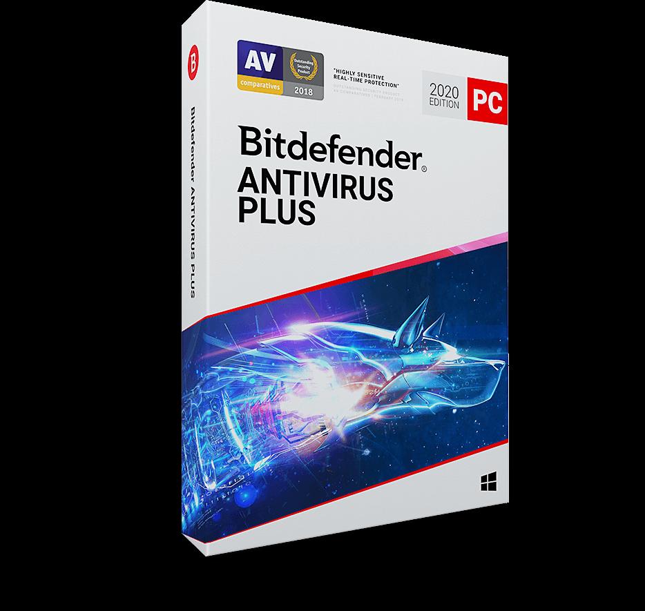 Bitdefender Antivirus Plus (1 Device, 1 Year) - Bitdefender PC - Key INTERNATIONAL - 3