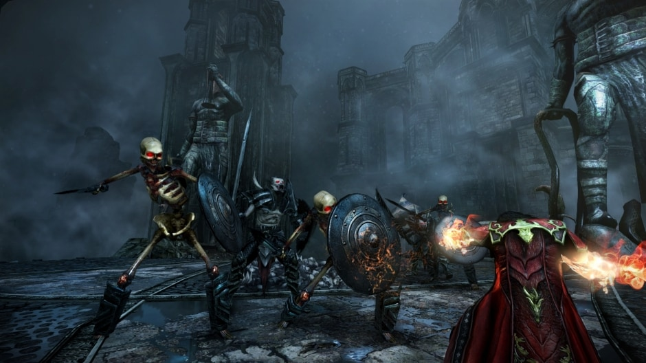 Castlevania: Lords of Shadow 2 Steam Key GLOBAL - 4