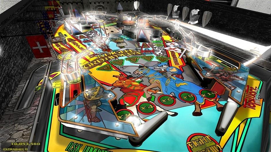 Dream Pinball 3D Steam Key GLOBAL - 2