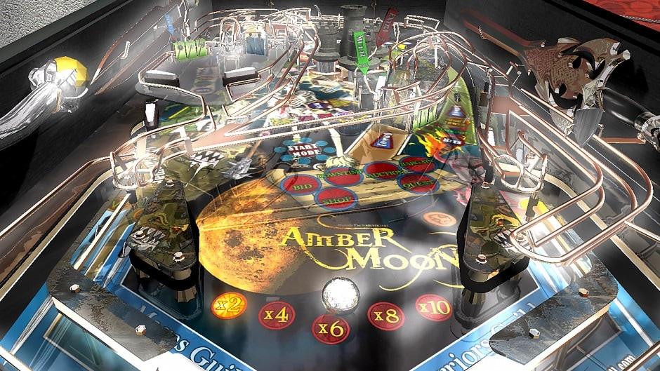 Dream Pinball 3D Steam Key GLOBAL - 3