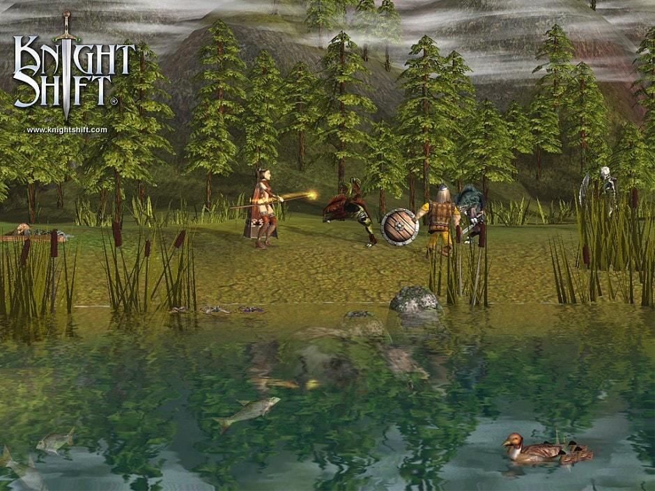 Knightshift Steam Key GLOBAL - 4
