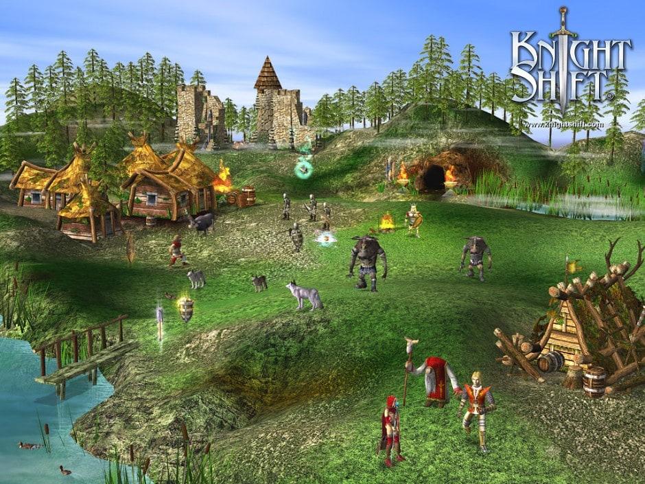 Knightshift Steam Key GLOBAL - 2