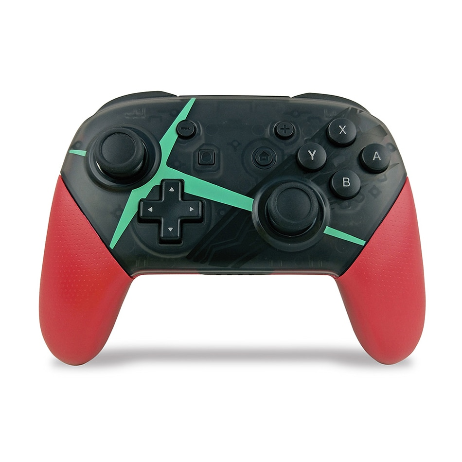 Switch Pro Controller For Nintend Switch Console wireless Controller Gamepad Red - 1