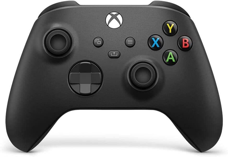 Microsoft Official Xbox Series X/S Wireless Controller - Carbon Black Xbox Series X/S Black - 1