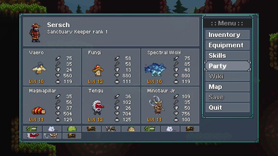 Monster Sanctuary (PC) - Steam Gift - GLOBAL - 4