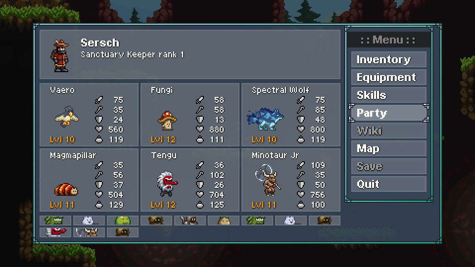 Monster Sanctuary (PC) - Steam Key - EUROPE - 4