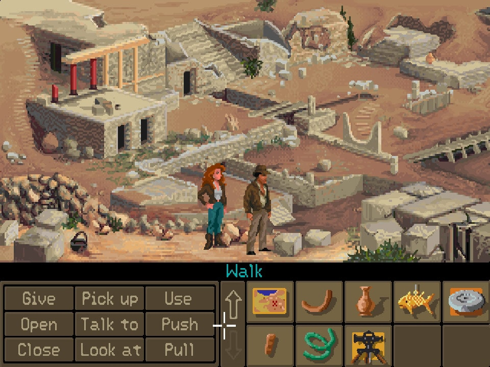 Indiana Jones and the Fate of Atlantis Steam Key GLOBAL - 3