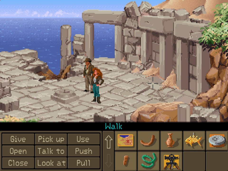 Indiana Jones and the Fate of Atlantis Steam Key GLOBAL - 2